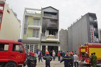 Cháy nhà 4 tầng ở TP. HCM ngày 27 Tết, cả khu dân cư hốt hoảng