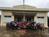 Paradise từ thiện đến huyện Ba Chẽ, Quảng Ninh