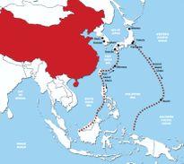 """Trung Quốc mưu biến Biển Đông thành """"ao nhà"""", tạo bàn đạp hất cẳng Mỹ"""