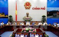 Nghị quyết phiên họp Chính phủ thường kỳ tháng 1/2016
