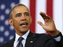 Tổng thống Obama đề xuất thu thuế 10 USD/thùng dầu