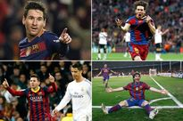 Cột mốc 500 bàn thắng của Messi gây tranh cãi