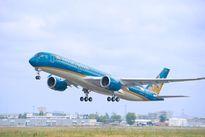 Máy bay Airbus A350 của Vietnam Airlines bị giảm áp suất, 1 tiếp viên bị thương