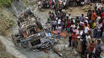 Ấn Độ: Xe buýt chở đầy khách gặp nạn, 37 người chết