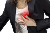 Phụ nữ dễ tử vong vì đau tim hơn so với đàn ông