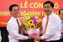 Bộ trưởng Đinh La Thăng làm Bí thư Thành ủy TP.HCM
