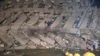 Đài Loan tan hoang sau trận động đất mạnh 6,7 độ richter