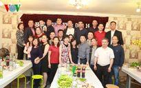 """Cộng đồng người Việt ở """"Đôm 14"""" Nga vui đón Tết cổ truyền"""