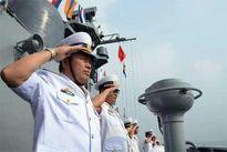 Tường thuật nóng từ lễ duyệt hạm hải quân quốc tế