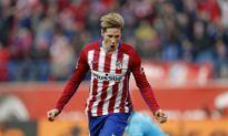 Torres ghi bàn thứ 100 cho Atletico Madrid