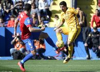 "Levante 0-2 Barcelona: Suarez ""nổ súng"", Barca tái lập kỷ lục bất bại của Guardiola"