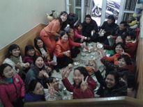 Những công nhân từng làm việc tại Cty Dệt Mùa đông đón Tết Bính Thân 2016: Mừng vui xen lo lắng dịp cuối năm