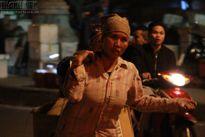 Phận người mưu sinh xuyên đêm giá rét Hà Nội để lo Tết