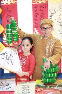 Linh Nguyễn chúc Xuân với 'Câu chuyện đầu năm'