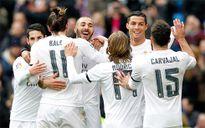 "Granada - Real: ""Kền kền trắng"" giương oai"