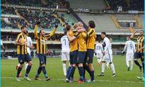 Vòng 24 Serie A: Bất ngờ đến từ Verona!