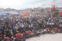 Phiên chợ độc nhất chỉ họp vào ngày mùng 1 Tết Nguyên đán