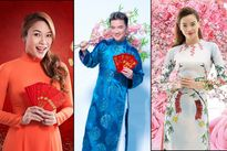 Sao Việt chúc mừng năm mới Bính Thân 2016 tràn đầy ấm áp, yêu thương
