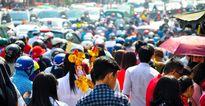 Hàng nghìn người đi lễ chùa đầu năm, kẹt xe kinh hoàng ở trung tâm Sài Gòn