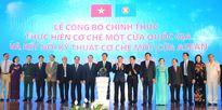 """Một cửa ASEAN: Gánh nặng trên vai """"người kết nối"""""""