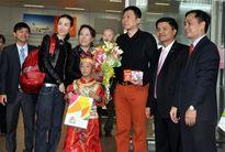 """Hơn 1.300 du khách quốc tế """"xông đất"""" Đà Nẵng trong Mùng 1 Tết"""