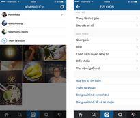 Instagram chính thức hỗ trợ đăng nhập nhiều tài khoản trên cùng một thiết bị