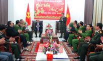 Phó Thủ tướng Nguyễn Xuân Phúc biểu dương công an Đà Nẵng