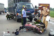 Mùng 1 Tết, 51 người thương vong do TNGT