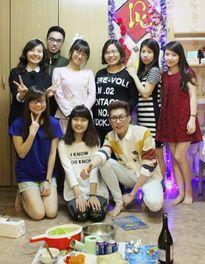 Du học sinh Việt đón Tết bên gia đình thứ hai