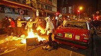 Đụng độ tại Hồng Kông, hàng chục cảnh sát bị thương