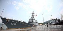 Chiến hạm tàng hình, chống tàu ngầm 'siêu khủng' liên tiếp đến Đà Nẵng