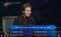 Gil Lê gọi Chi Pu là 'bạn Gấu' trên sóng truyền hình