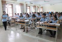 Trường Hải quan Việt Nam: Gấp rút biên soạn tài liệu đào tạo cho công chức tuyển mới