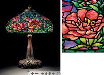 Đèn Tiffany - Thú sưu tầm quý tộc