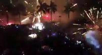 Pháo hoa bắn trực diện vào dân: Mâu thuẫn