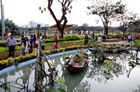 """Các khu vui chơi giải trí tại Thành phố Hồ Chí Minh """"hút"""" khách"""