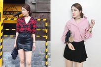 3 nàng hot girl xinh đẹp có phong cách 'chuẩn Hàn'