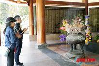 Hơn 10 nghìn người thắp hương, vãn cảnh ở Ngã ba Đồng Lộc
