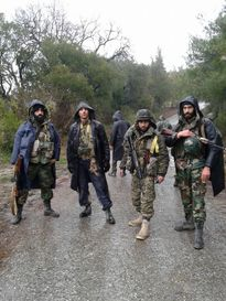 Quân đội Syria đánh chiếm làng Saraf Bắc Latakia