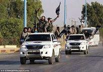 Mỹ: Chi nhánh IS tại Libya là mối đe dọa lớn ở bên ngoài Syria và Iraq