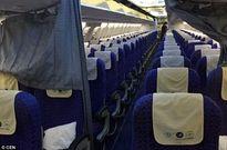 Những chuyến bay độc đáo chỉ có một hành khách