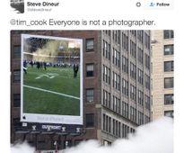 CEO Apple bị chế giễu vì khoe ảnh mờ mịt chụp bằng iPhone