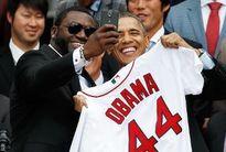 Tổng thống Obama phát mệt với ảnh tự sướng