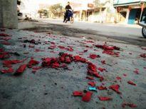 Cả trăm người nhập viện do tai nạn pháo nổ trong 4 ngày Tết
