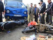 Bắt tài xế gây tai nạn mùng 2 Tết làm 3 cha con tử nạn ở Hà Nội