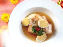 Món Việt chế biến kiểu Âu