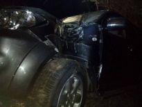 Xe chở ca sĩ Vĩnh Thiên Kim gặp tai nạn trên đường lưu diễn