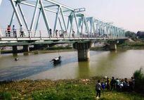 Đã tìm thấy thi thể của 3 nạn nhân nhảy cầu ở Thanh Hóa