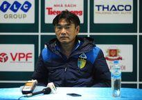 Sốc! HLV Phan Thanh Hùng đột ngột rời Hà Nội T&T
