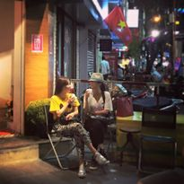 Sao nữ TVB thích thú khi đón tết ở Việt Nam